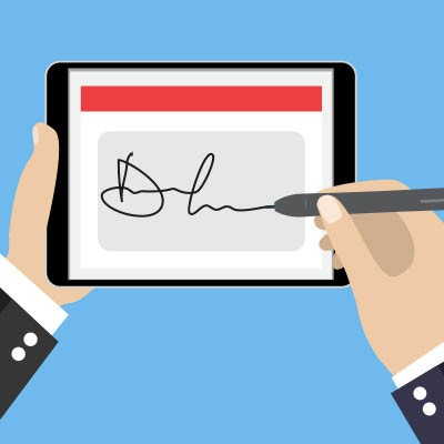 Tip of the Week: Signatures Are More Than Just Your Name